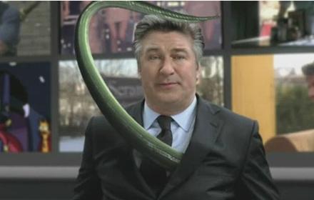 Alec Baldwin in Hulu ad