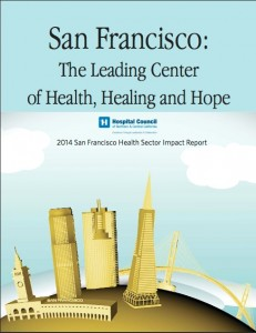 Cover of SF health impact report