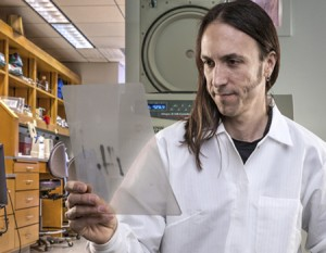 Mark Ansel, PhD, is the newest director of the Biomedical Sciences program UCSF Photo: Majed Abolfazli